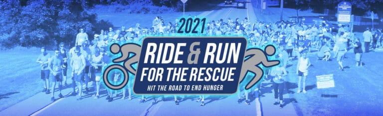 Ride and Run logo