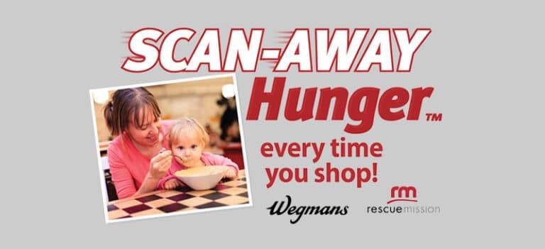 Scan-Away Hunger